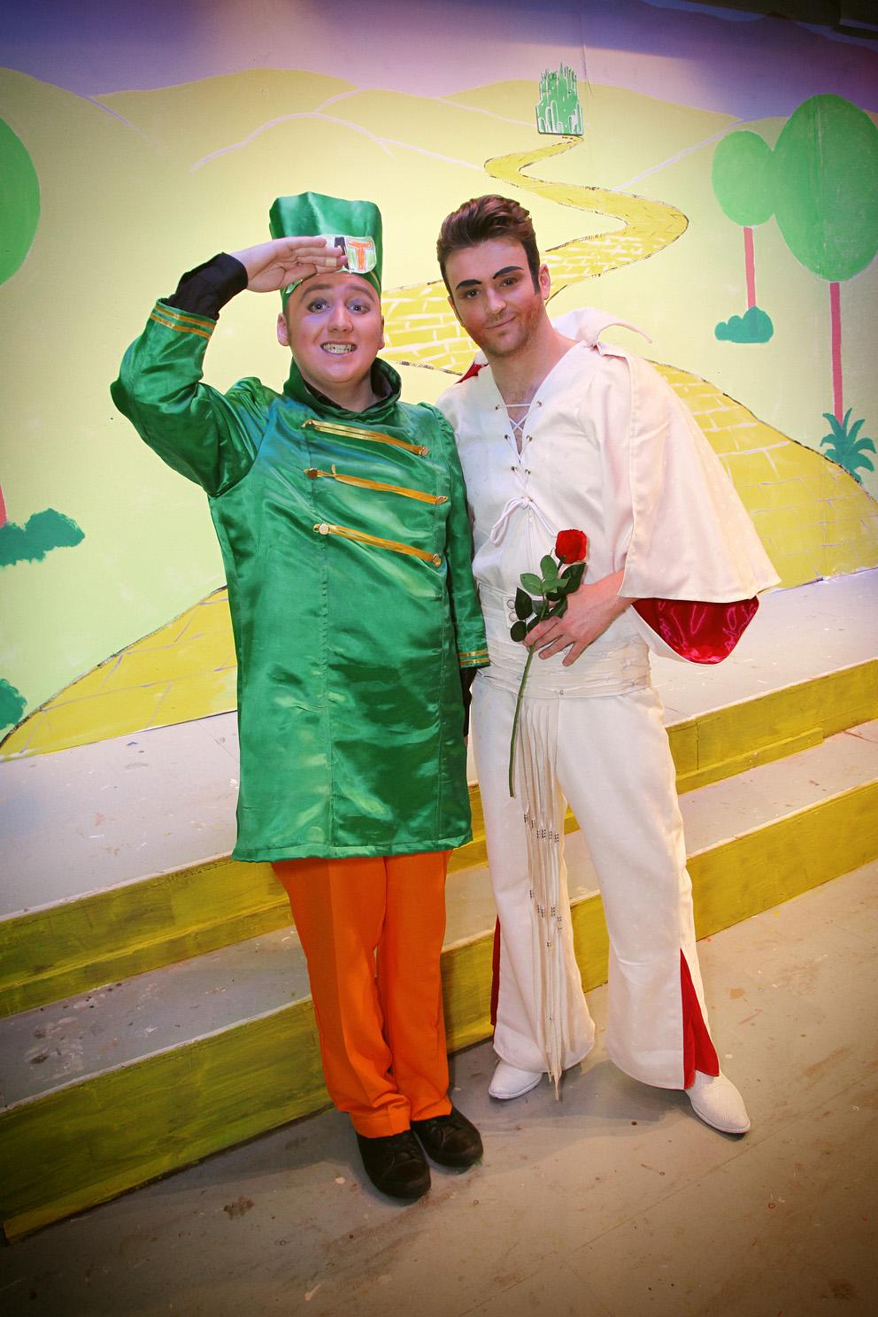 07.Wizard of OZ and Gaurd